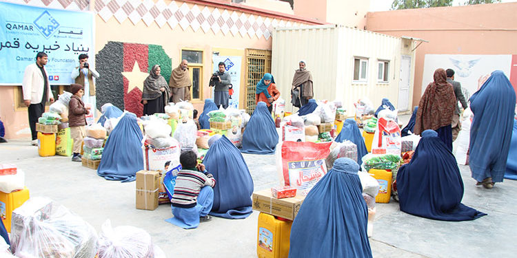 Winter Appeal Distribution