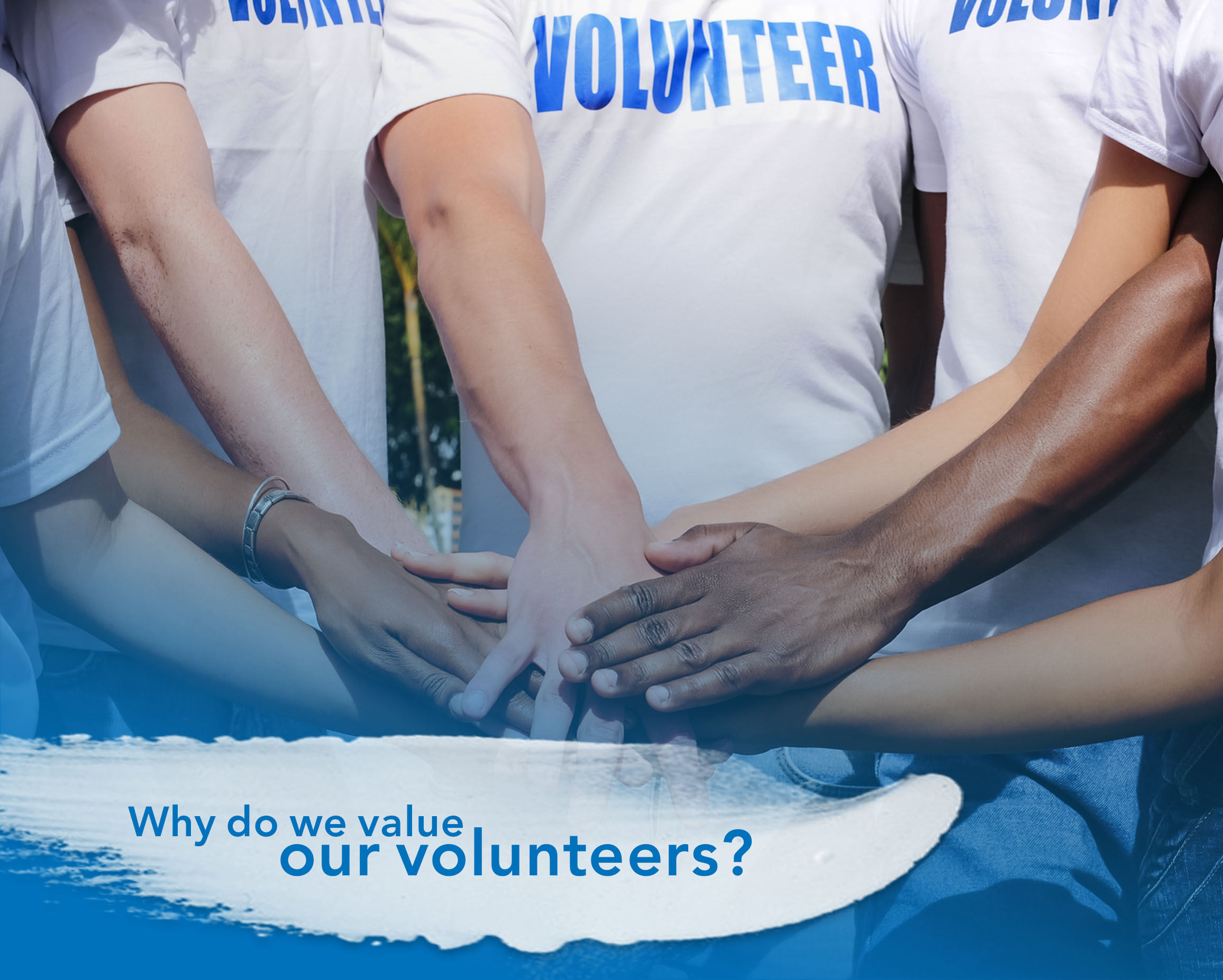 Qamar Charity - Why do we value our volunteers